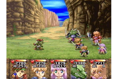 Albert Odyssey: Legend of Eldean Review for Sega Saturn ...