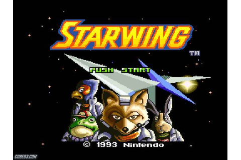 Starwing on (Super Nintendo): News, Reviews, Videos ...