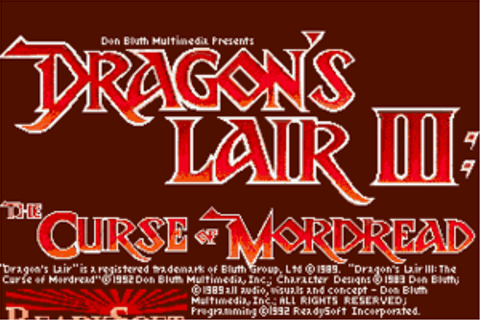 Download Dragon's Lair III: The Curse of Mordread - My ...