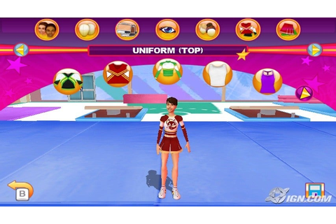 All Star Cheer Squad Screenshots, Pictures, Wallpapers ...