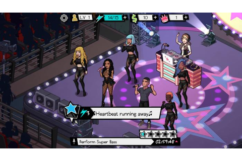 Nicki Minaj's mobile game is about the music, not just the ...
