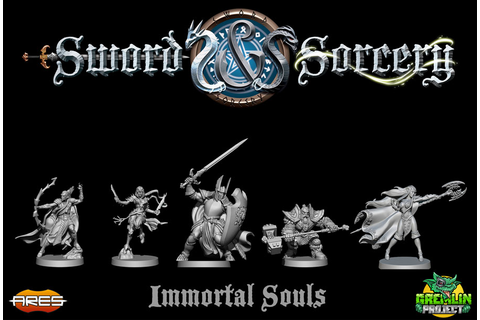 Sword & Sorcery crowdfunding campaign to launch on October ...