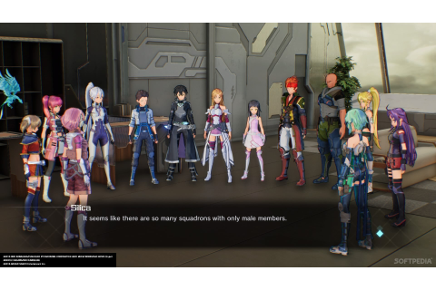 Sword Art Online: Fatal Bullet Review – A Decent RPG / 3rd ...
