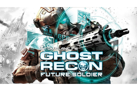 Ghost Recon Future Soldier - Game Movie - YouTube