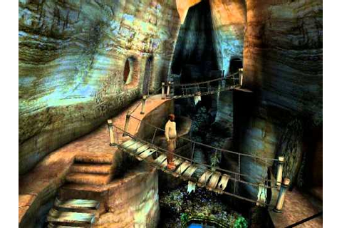 Myst Online/Uru Live Gameplay - YouTube