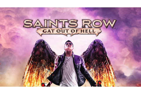 Saints Row: Gat Out of Hell - Announce [US] - YouTube