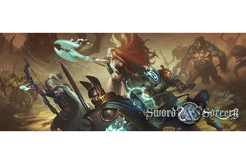 Sword & Sorcery Line « Ares Games