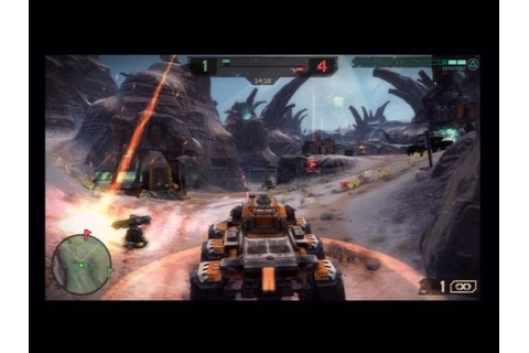 Starhawk Multiplayer Gameplay - Capture The Flag - YouTube