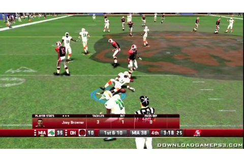 All Pro Football 2K8 - Download game PS3 PS4 PS2 RPCS3 PC free