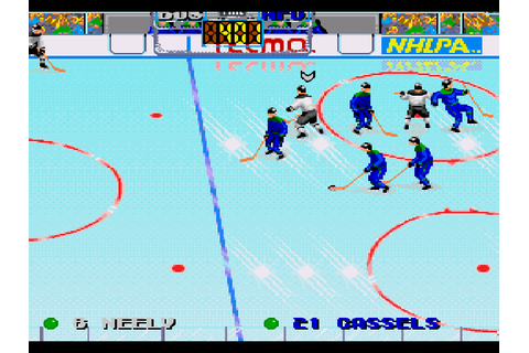 Tecmo Super Hockey Screenshots | GameFabrique