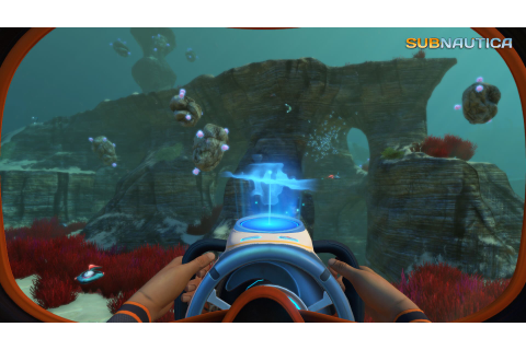 "Subnautica Update Brings Xbox One Version ""Very, Very ..."