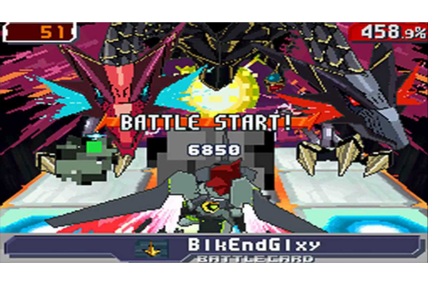 Megaman Starforce 3 - Crimson Dragon Sigma (XTREME mode ...