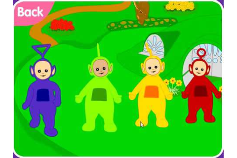 Teletubbies Hush Little Baby - YouTube