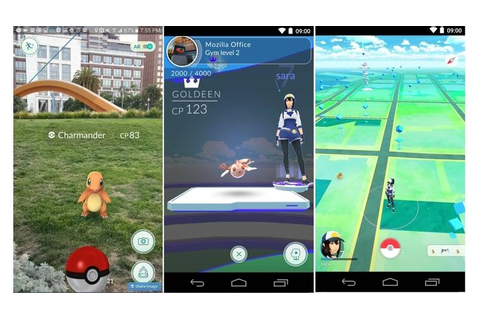 Pokemon Go game launched for Android and iOS | The Indian ...