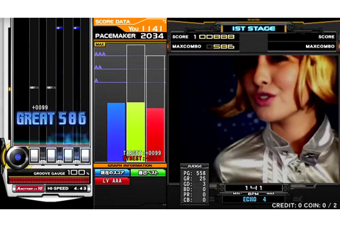 beatmania IIDX 20 tricoro fly you to the star SPA 正規 FC ...