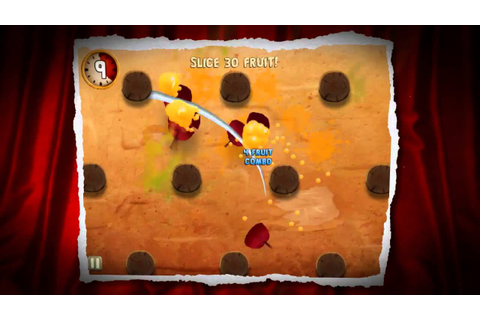 Fruit Ninja: Puss in Boots - Launch Trailer (iOS) - YouTube