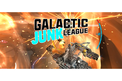 Galactic Junk League Free Download Full Version PC Game