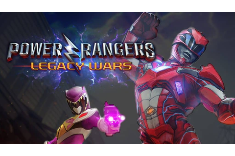 Power Rangers: Legacy Wars for PC – Free Download
