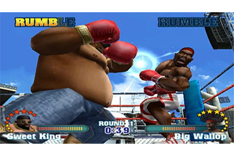 Ready 2 Rumble Revolution Review for Nintendo Wii