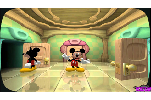 Disney's Magical Mirror Starring Mickey Mouse HD (Game for ...