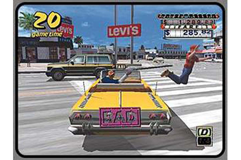 Crazy Taxi 3 Free Download PC game Full Version