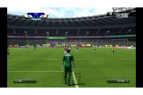 2014 FIFA WORLD CUP BRAZIL [X360] - FIRST GAMEPLAY - YouTube