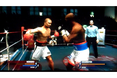 Don King presents Prizefighter Xbox 360 Gameplay - YouTube