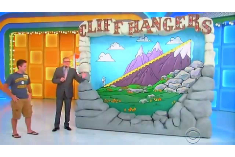 The Price is Right - Cliff Hangers - 11/3/2014 - YouTube