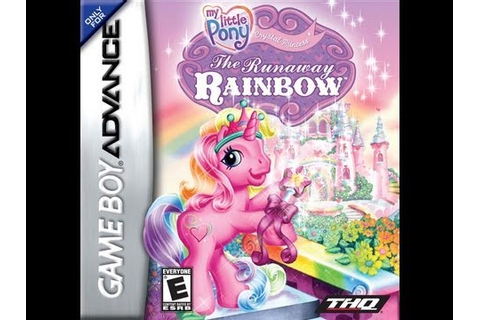 My Little Pony Crystal Princess: The Runaway Rainbow Video ...