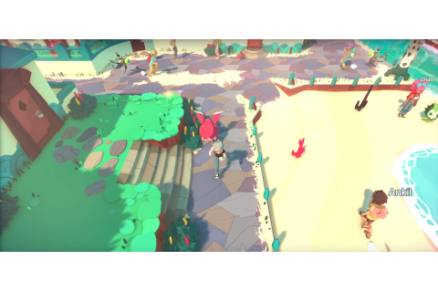 Creature collection adventure Temtem shows promise