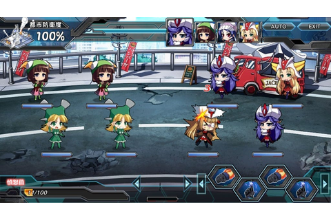Robot Girls Z Online – Official browser game announced for ...