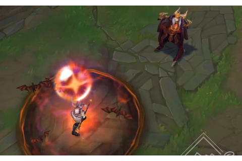 The rumors were true: Riot teases Dragon Master Swain ...
