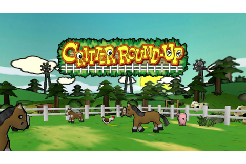 Critter Round-Up Review (WiiWare) | Nintendo Life