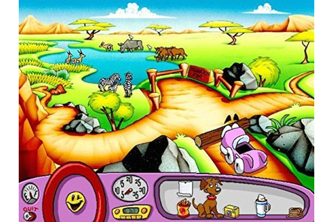 Putt-Putt® Saves the Zoo | macgamestore.com