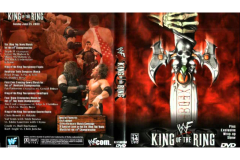 WWE King Of The Ring 2000 Theme Song Full+HD - YouTube