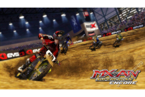 MX vs. ATV Supercross Encore - Download Free Full Games ...
