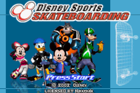 Disney Sports Skateboarding Download Game | GameFabrique