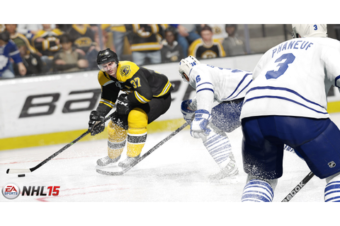 Review: 'NHL 15' best hockey video game, but not perfect