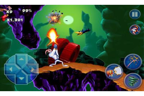 Earthworm Jim 2 Android apk game. Earthworm Jim 2 free ...