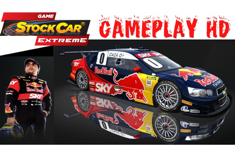 Game Stock Car Extreme 2013 - Gameplay PC HD - YouTube