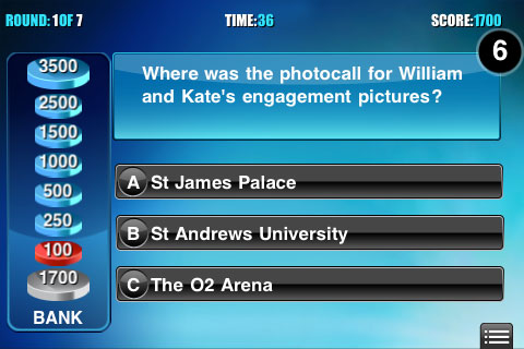 BBC Launches 'Weakest Link: Royal Wedding Edition' iPhone ...