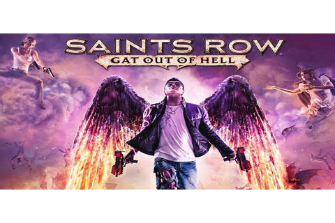 Saints Row Gat Out of Hell Free Download Full PC Game