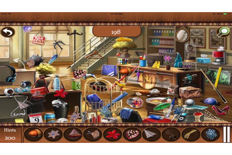 ‎Hidden Objects:Big Home Hidden Object Games on the App Store