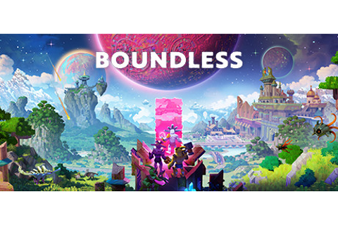Boundless on Steam