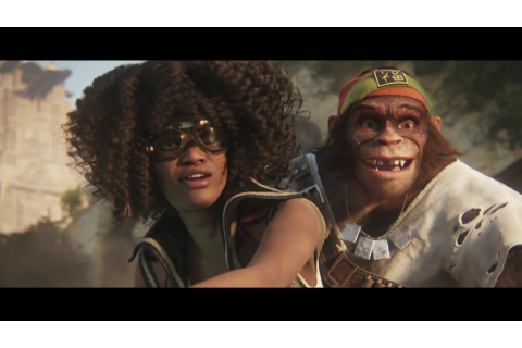 Beyond Good & Evil 2 is finally within sight - VG247