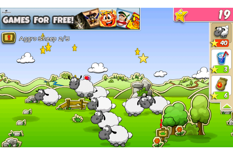Clouds & Sheep Android Game Review - Android App Reviews ...