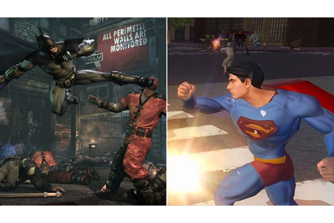 Batman vs. Superman in video games | The London Free Press