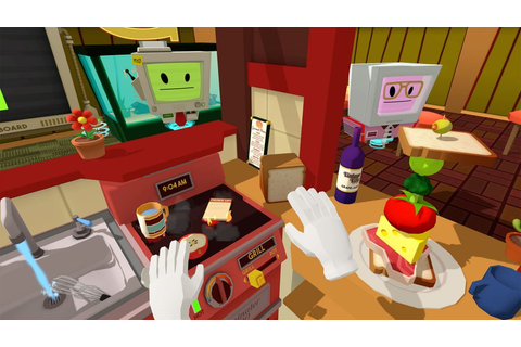Job Simulator Review – PlayStation VR – ThisGenGaming