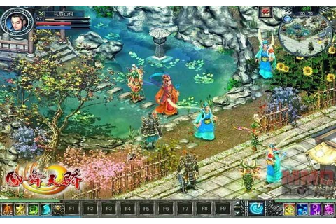 Phoenix Dynasty Reviews - Phoenix Dynasty MMORPG - Phoenix ...