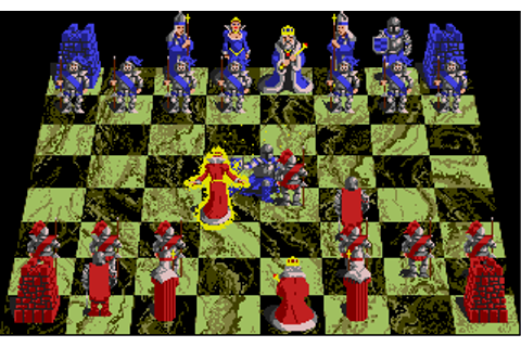 Battle Chess | Play DOS games online
